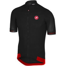 Castelli Volata 2 FZ Jersey Men light black/anthracite